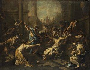 Alessandro_Magnascos_painting_The_Raising_of_Lazarus
