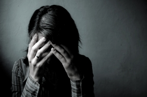 bigstock-Woman-Depressed-Series-27249164